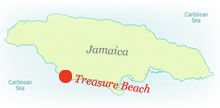 Treasure Beach, Jamaica